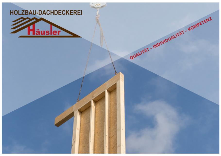 Häusler Holzbau- Dachdeckerei Ampfing
